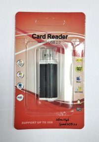 Card Reader All in one 662