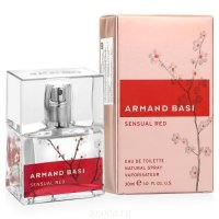 Armand Bassi Sensual Red edt 30мл