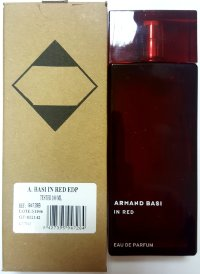 Тестер Armand Basi in Red edp 100мл