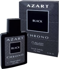 AA Azzaro Chrono Black 100ml Муж